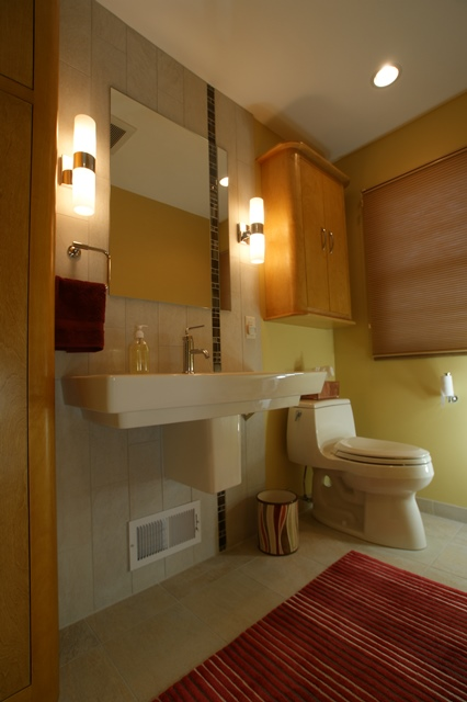 Award-Winning Guest Bath