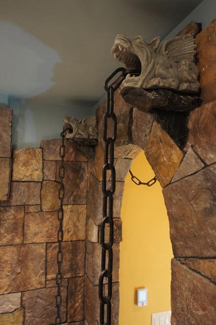 Award-Winning Castle Bathroom