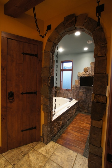 Award-Winning Castle Bathroom