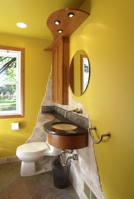 Award-Winning Contemporary Bathroom