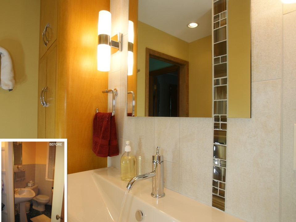 Award Winning Bathroom Remodel in Madison, WI
