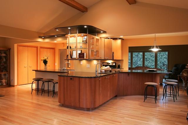 Contemporary & Modern Kitchens
