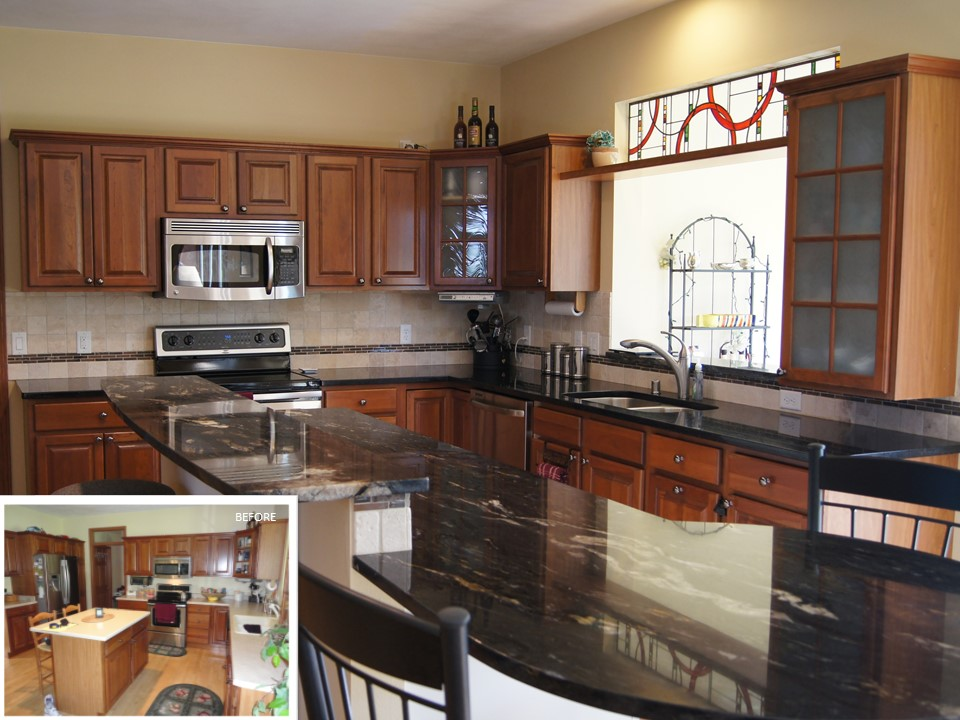 Kitchen RemodelCraftsman Style Kitchens in the Madison, WI area.