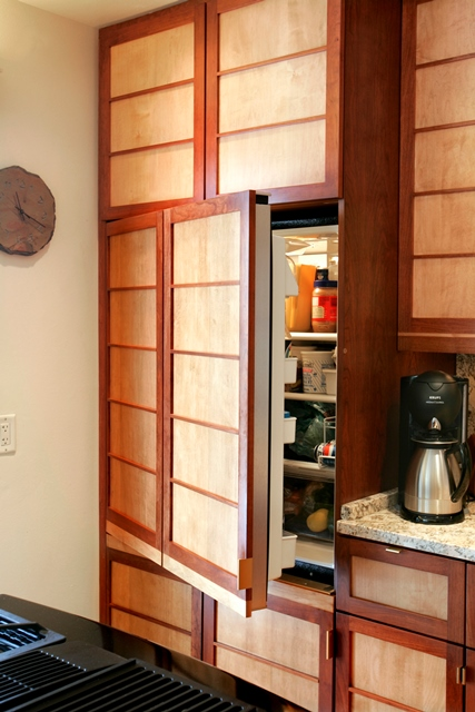 Craftsman Style Kitchens in the Madison, WI area.