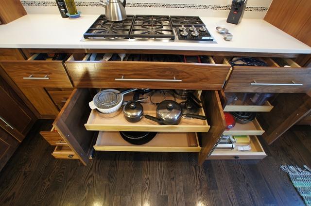 Contemporary Kitchen Addition