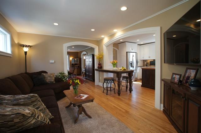 Award-Winning First Floor & Kitchen Remodel in Madison, WI