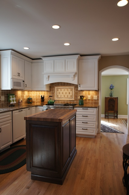 Award-Winning First Floor & Kitchen Remodel in Madison, WI
