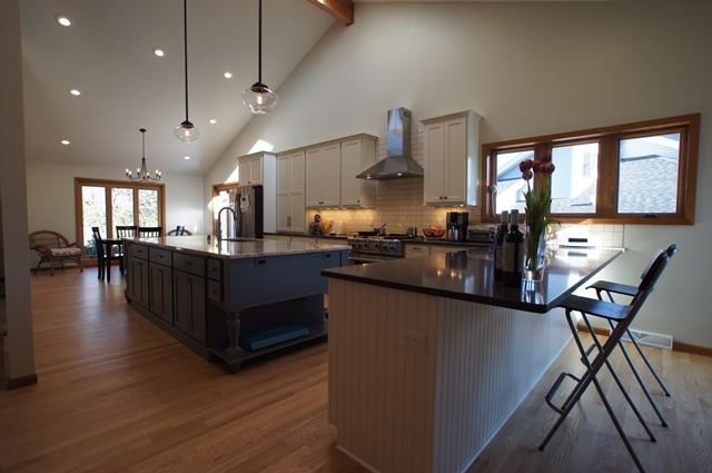 Great Room Kitchen Remodel in Madison, WI