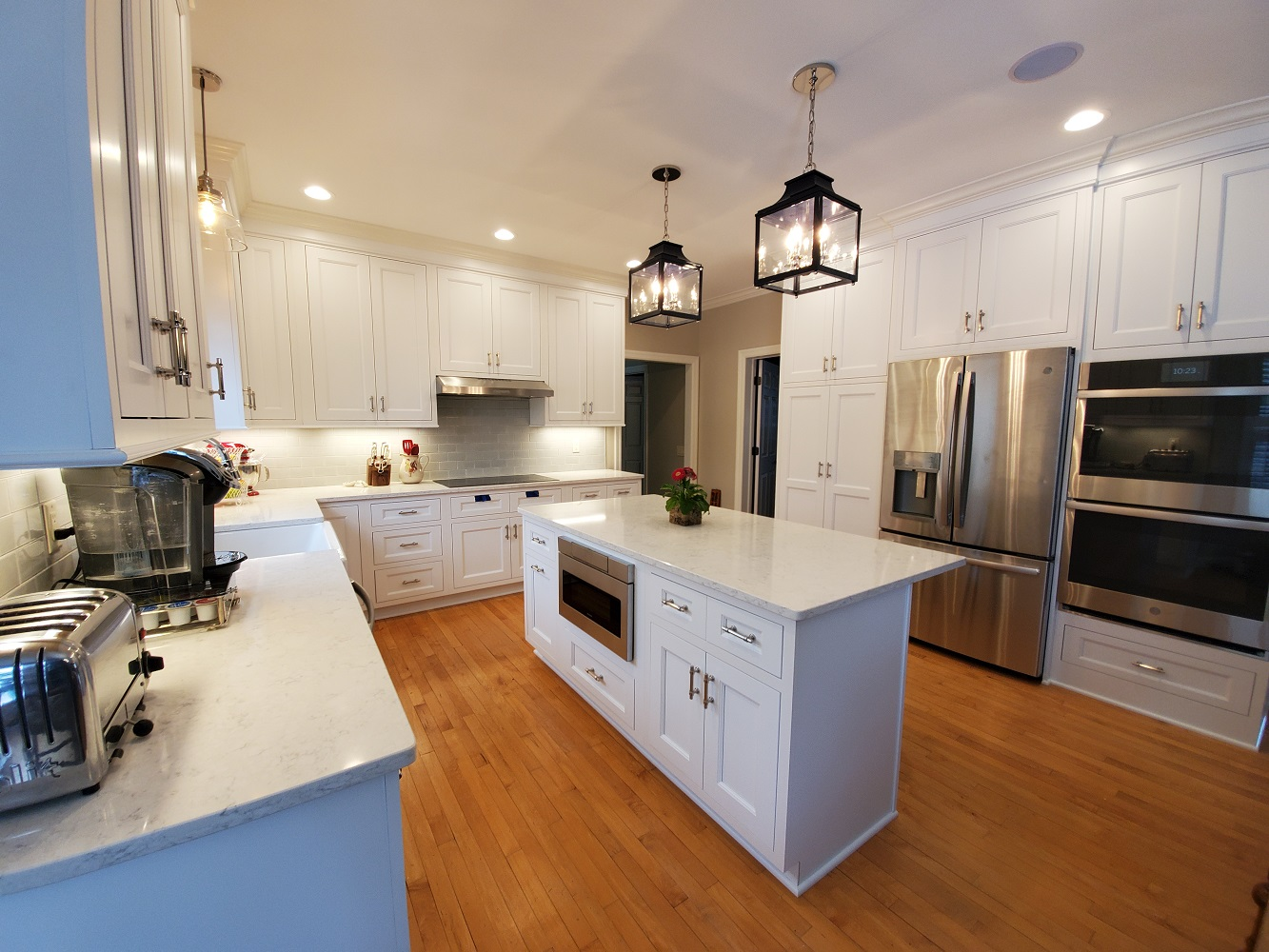 Stonefield Classic Kitchen Remodel in Middleton, WI