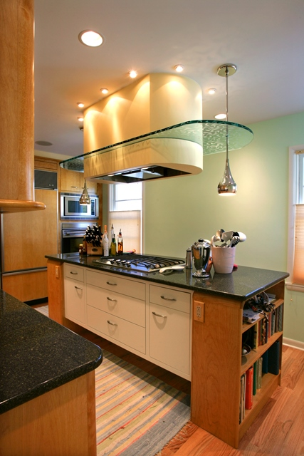 Award-Winning Retro Kitchen Remodel in Madison, WI