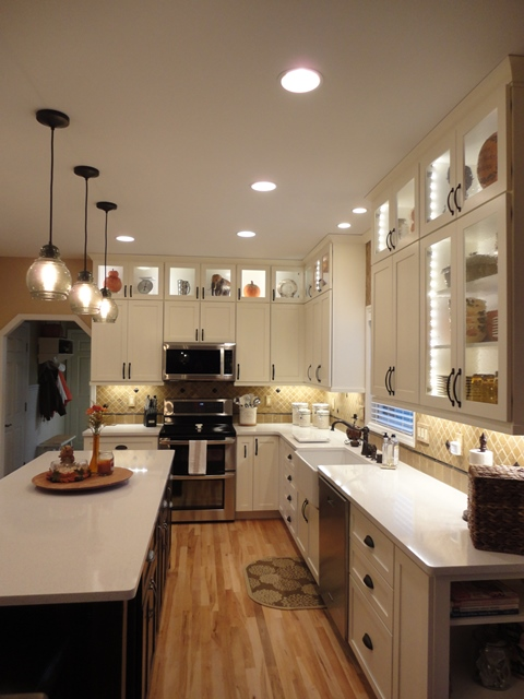 Traditional Kitchen Remodel in Madison, WI