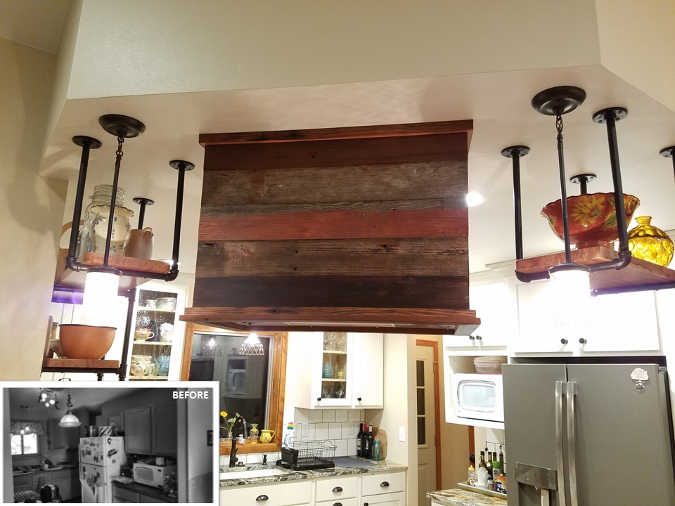 Industrial Kitchen Remodel in Stoughton, WI