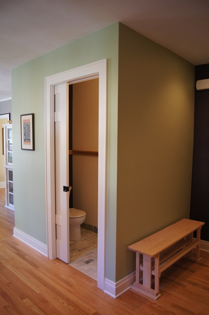 Contemporary 1st Floor Remodel