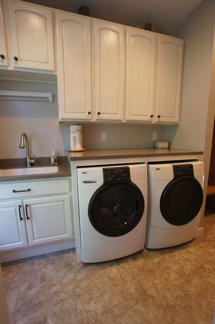 Laundry & Mud Room in Madison, WI
