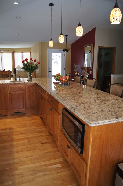 Beautiful Traditional Kitchen in Madison, WI