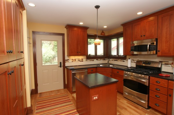 Craftsman Kitchen Remodel