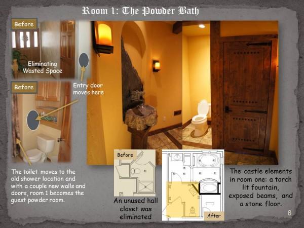 Medieval Bath