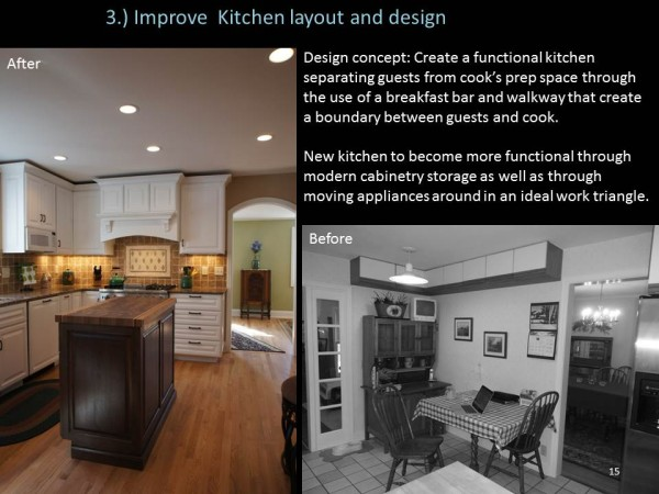 Award Winning 1st Floor Remodel