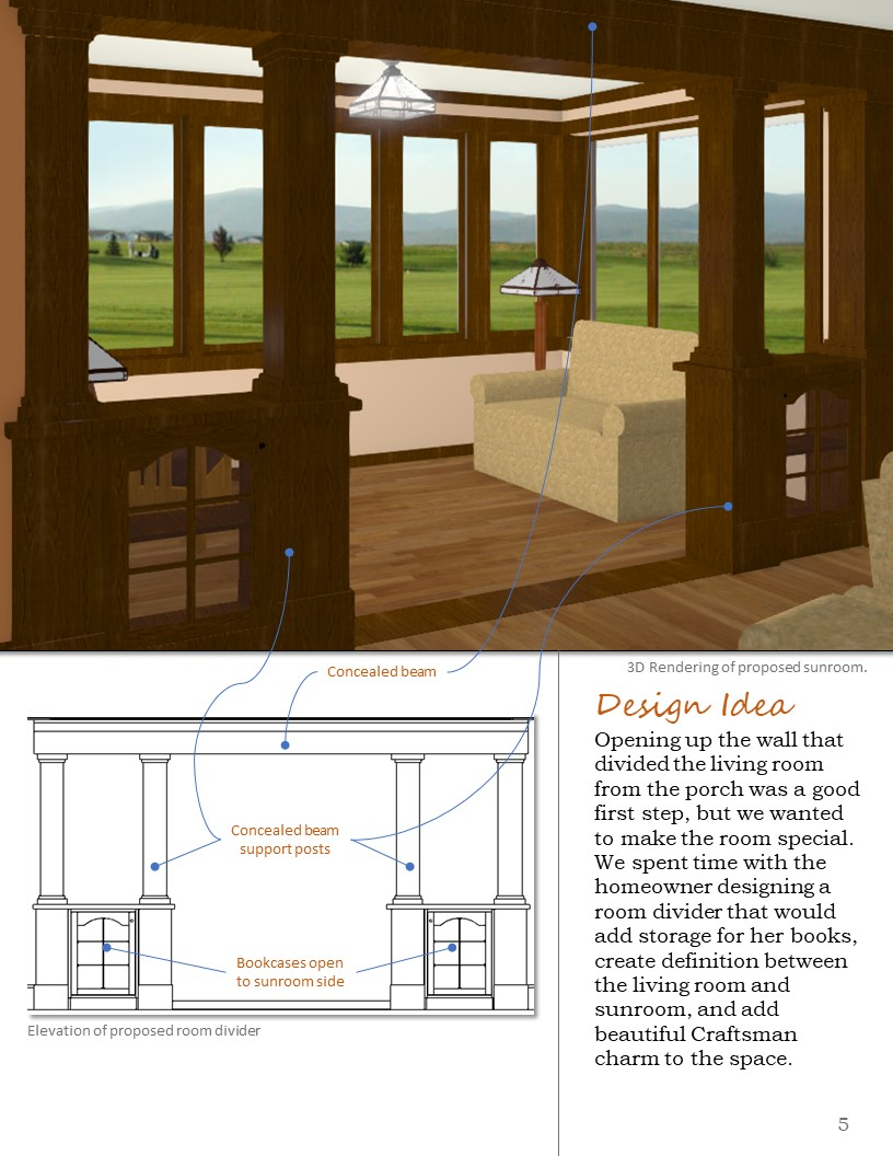 Sunroom Remodel